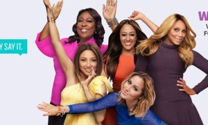 """Loni Love Gets Loose About """"The Real,"""" A DMN Briefing Interview"""