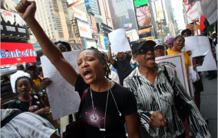 Injustice, No Peace: Why Protesting Matters